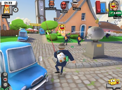 Snipers vs Thieves: FPS Clash v1.16.19642 Apk Mod