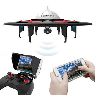 UDI U845 WiFi FPV Drone