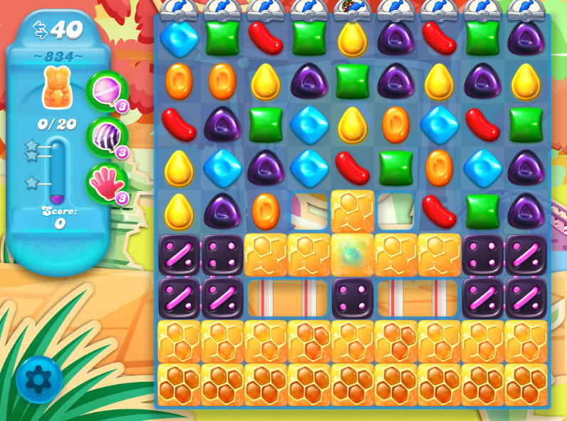 Candy Crush Soda Saga 834