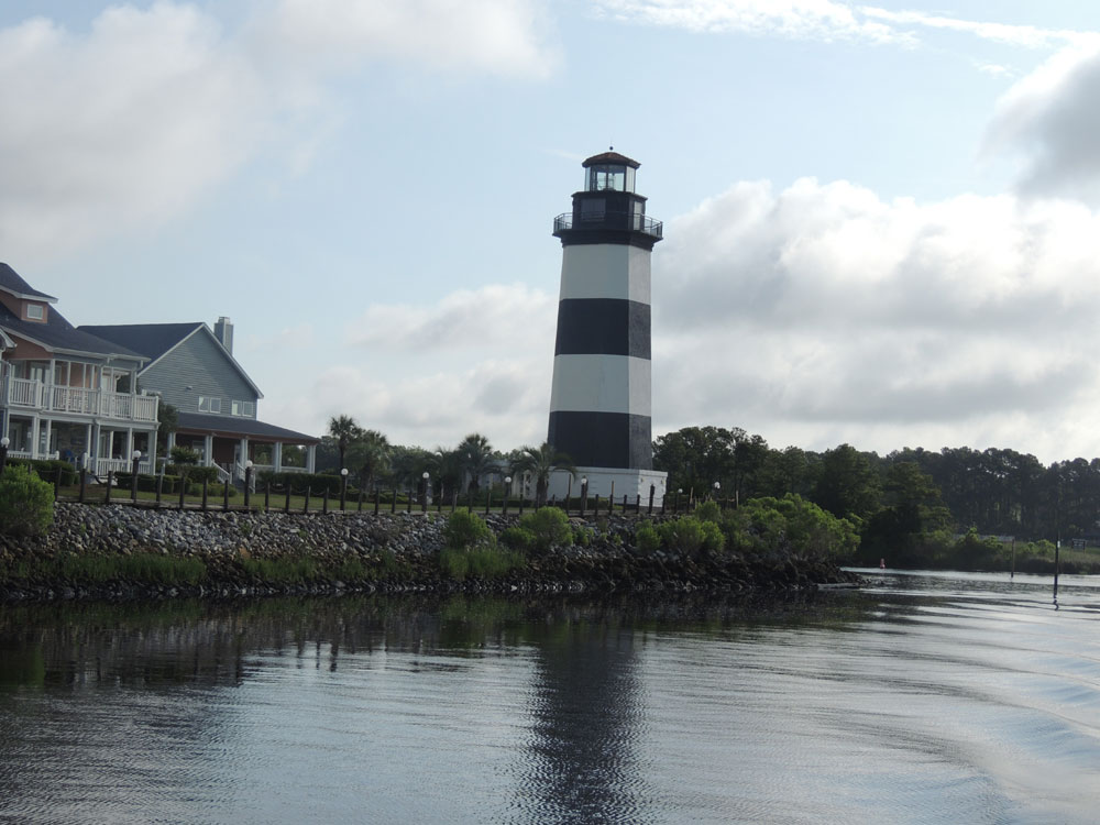 Intracoastal Waterway Cruise - Day 8 in Little River SC | My