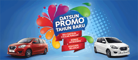 Harga Promo Datsun Cross - Kredit Dp Murah 15 Juta Mei 2018
