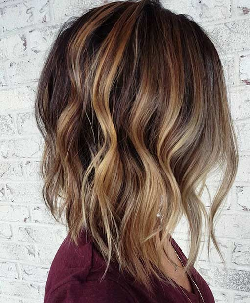 12 Trendy Balayage Highlights Ideas For Short Hair Hairstyles