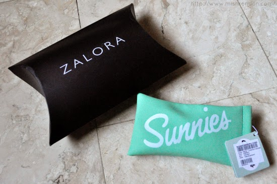 Zalora Layla Sunglasses from Sunnies Studios - P399