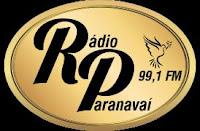 Rádio Paranavaí FM 99,1 - Rede Evangelizar de Paranavaí PR