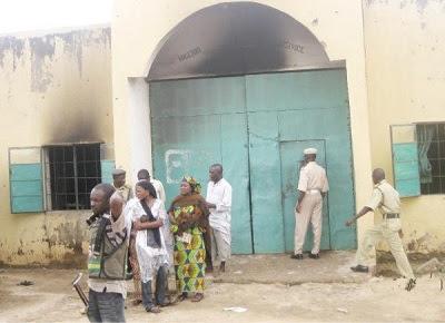 Nigerian Prison Inmates Protest Ban of Marijuana
