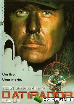 Capa do Filme Sniper, O Atirador