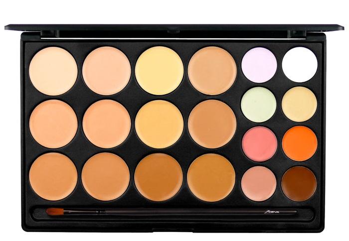 Paleta de correctores Zoeva - Blog de Belleza Cosmetica que Si Funciona
