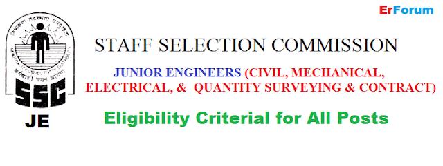 ssc-je-eligibility-criteria