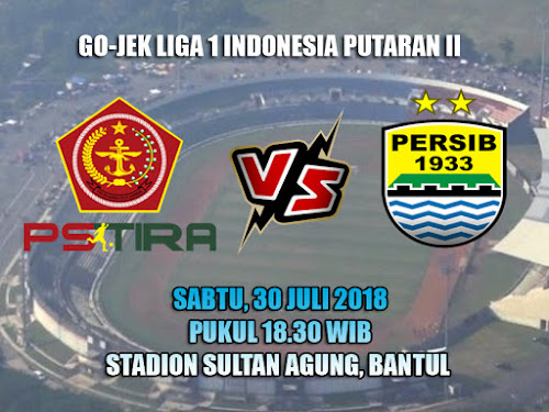 PS Tira VS Persib 30 Juli 2018