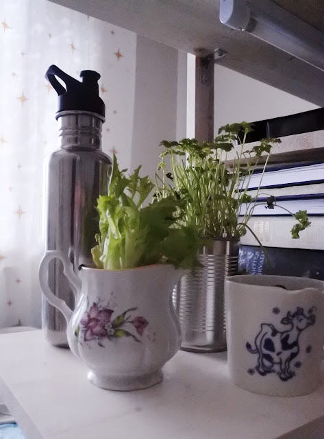 Kokonainen Elämä Edessä kodin sisustus kierrätystavaroilla