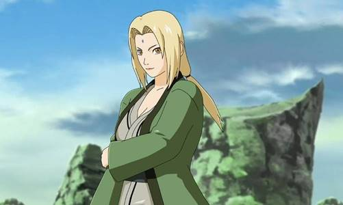 tsunade naruto wallpaper