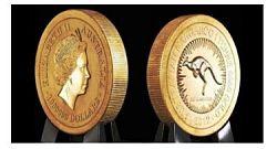 монета Австралии