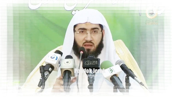 Syeikh Bandar bin Abdul Aziz Balilah