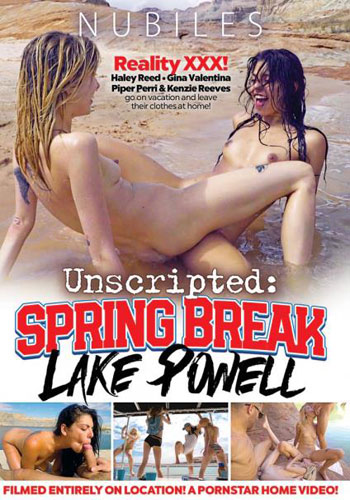 [18+] UNSCRIPTED – SPRING BREAK LAKE POWELL 2018 HDRip Poster