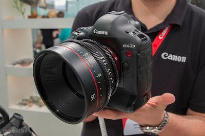 Harga Kamera Canon EOS-1D C dan Spesifikasi