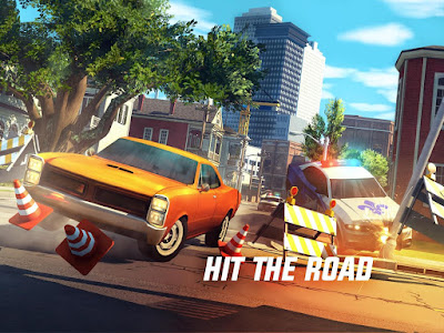 Gangstar New Orleans APK+DATA MOD Android  Unlimited Ammo