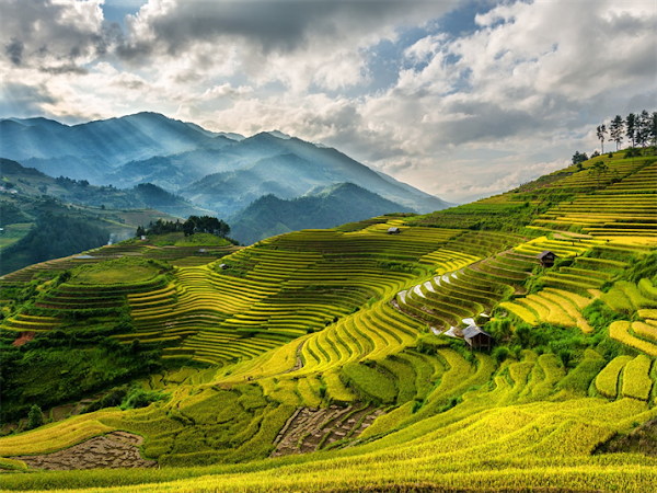 Sapa in the list of 50 most beautiful destinations of asia
