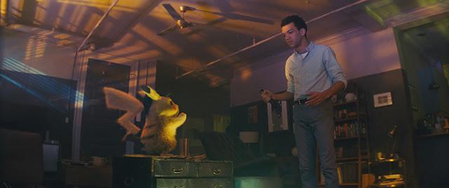 Ryan Reynolds Justice Smith Rob Letterman | Pokémon: Detective Pikachu