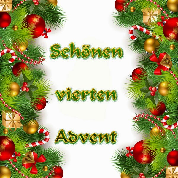 Adventbild 4. Advent