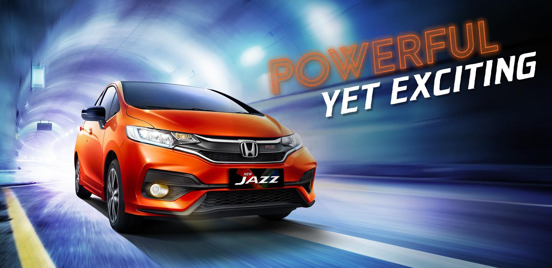 Info Harga dan Promo Honda Jazz