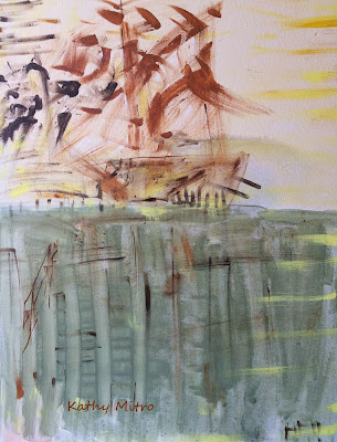"""Ghost Ship  24"""" by 36""""  $1,000,000"""