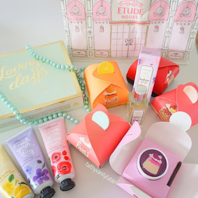 Etude House Pudding Tints Review and Swatches