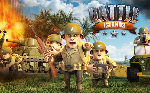 تحميل لعبة شبيهة بووم بيتش Battle Islands v2.3.4 مهكرة للاندرويد (اخر اصدار)