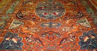 Undercoverruglover Symbols And Colors Used In Persian Rugs