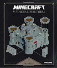 Minecraft Exploded Builds: Medieval Fortress Book Item
