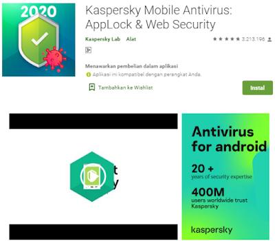 Antivirus android 2020