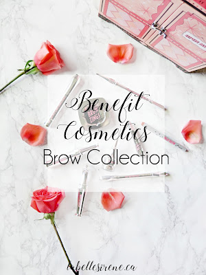A Magical Brow Show | Benefit Cosmetics New Brow Collection | Product Reviews & Roundup | labellesirene.ca