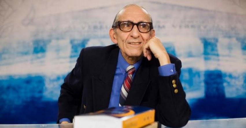 MARCO AURELIO DENEGRI: Falleció destacado intelectual a los 80 años hoy viernes 27 de julio