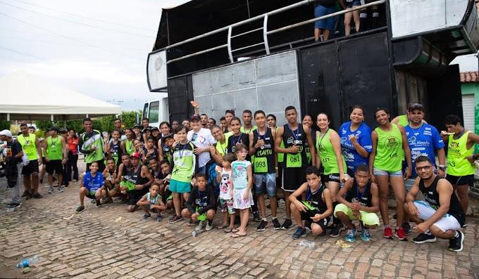 Itaitu conquista 7 troféus na Corrida de Baraúnas em Caldeirão Grande