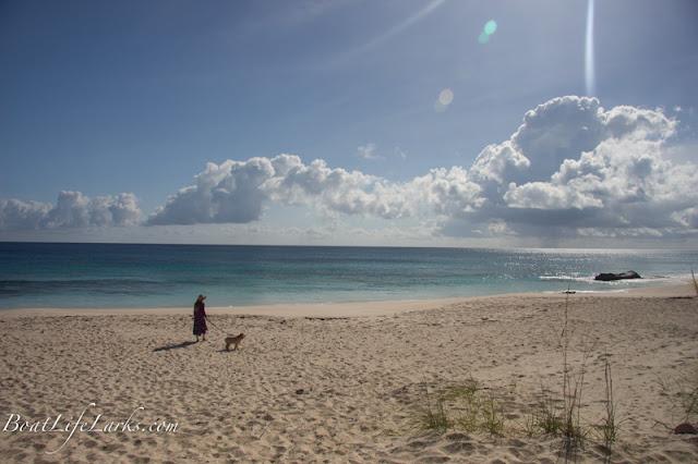 Great Guana beach