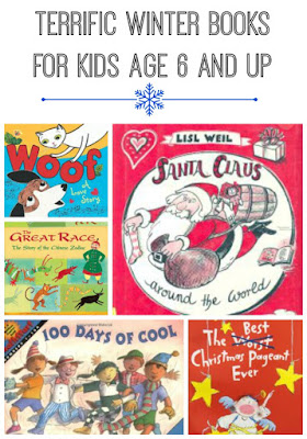 Winter Books Recommendations for Kids Age 6+