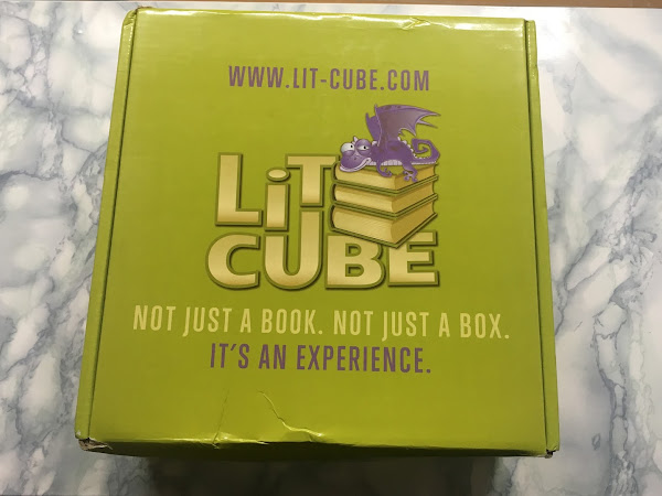 LIT CUBE- HARRY POTTER