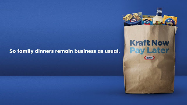 Kraft Now, Pay Later