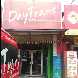 Daytrans Bandung Jakarta