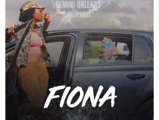 Gemini ft. Kelvyn Boy – Fiona (Prod. By Keezy)