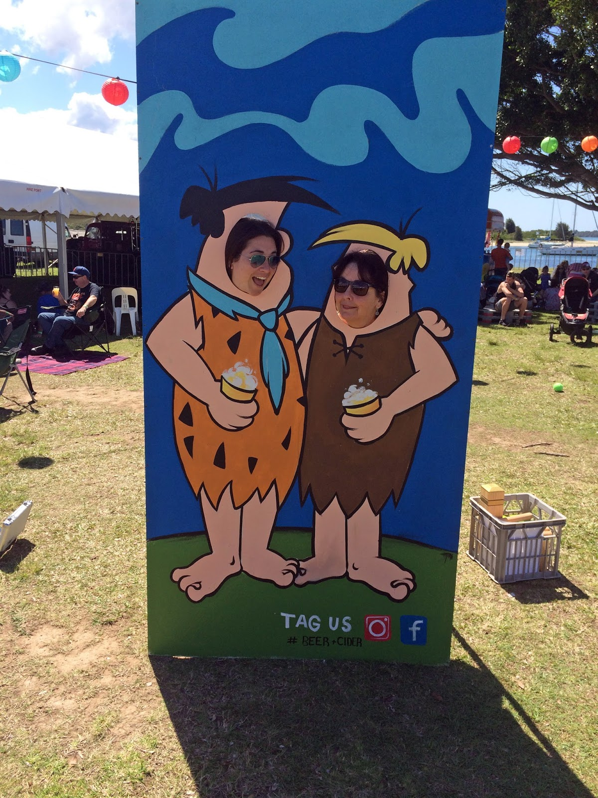 Port Macquarie Beer and Cider Festival Cutouts Fun