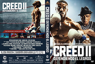 Creed 2 - Cover DVD