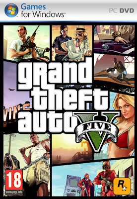 GTA 5 PC Cover