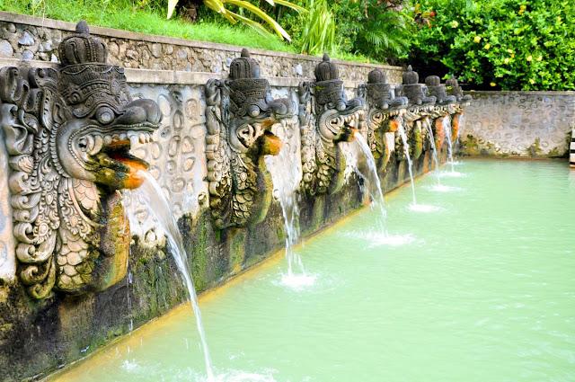 Hot Spring Banjar di Bali