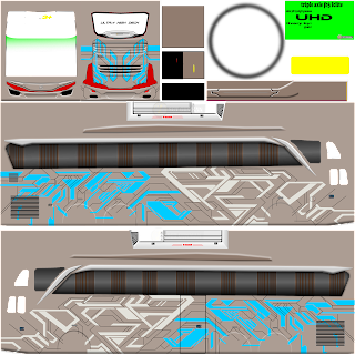 Download Livery Bus Axle New Jb3 New