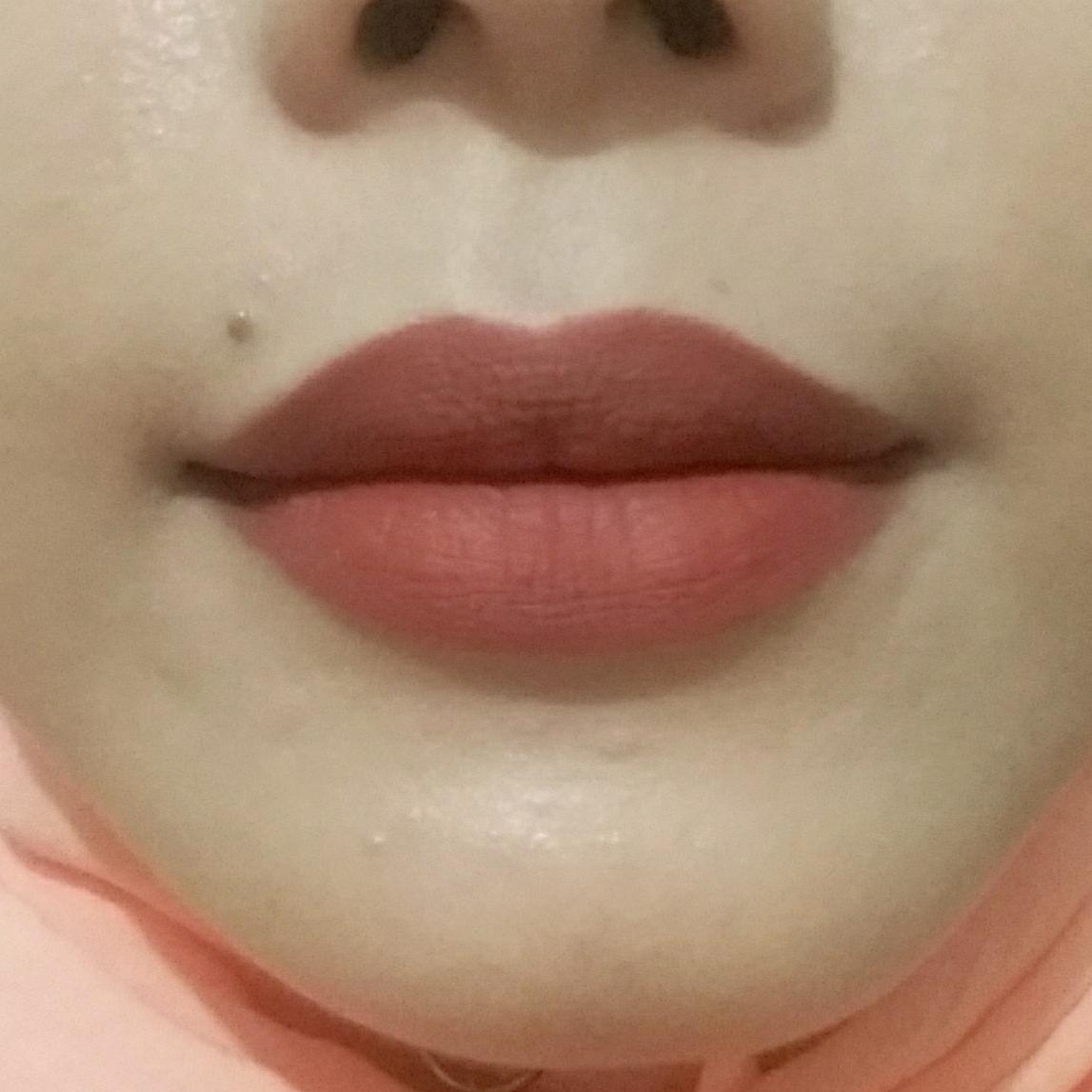 Lipstik Purbasari No 86 Color Matte Bancidandan Review Lipstick