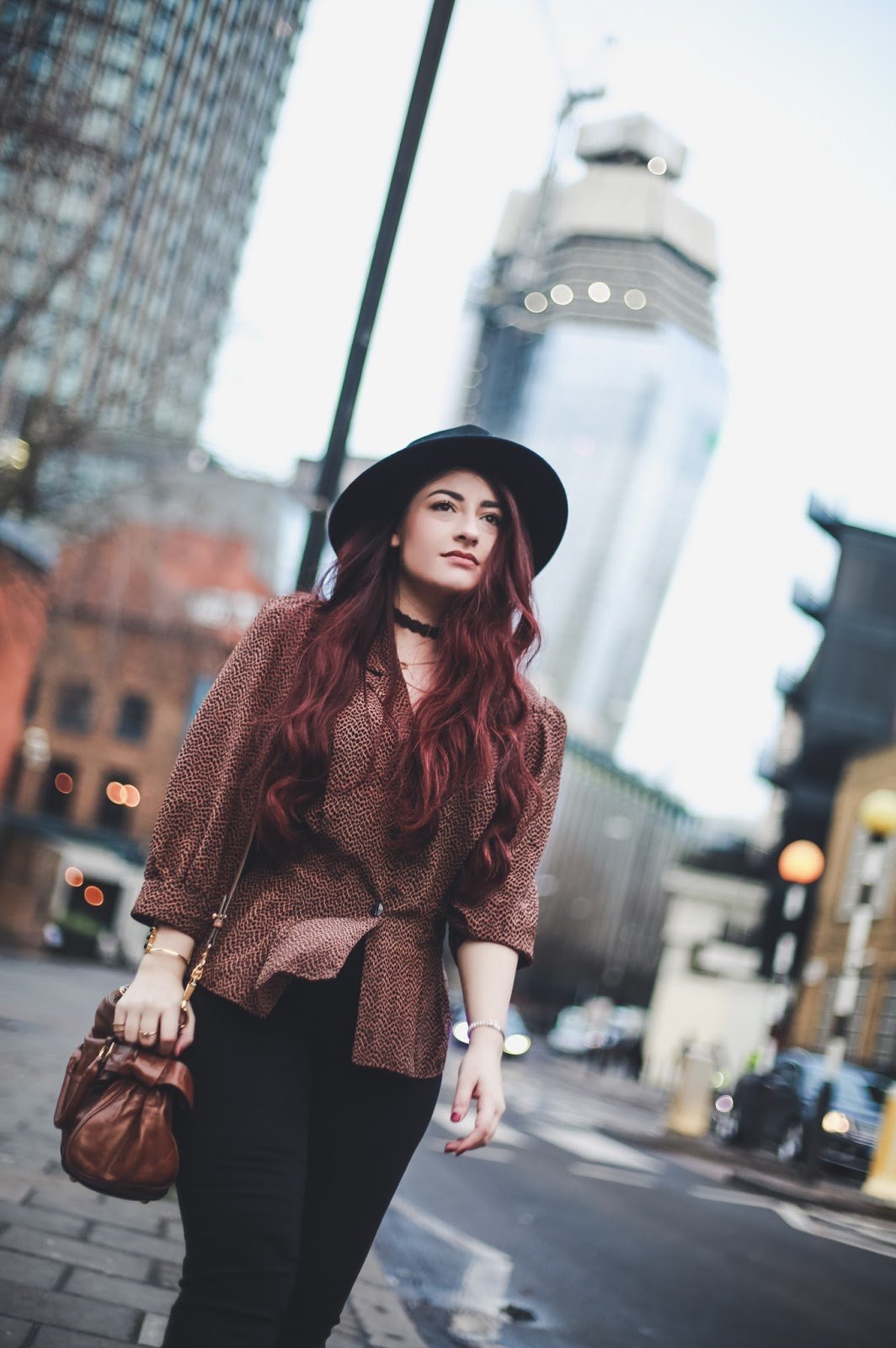 chemise vintage blog mode