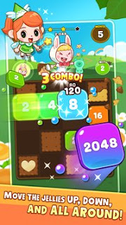 Free Download Game LINE CHACHA MOD APK v1.0.4 Hack (Unlimited Gems) Versi Terbaru