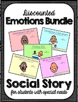 Social stories for students with autism and special education