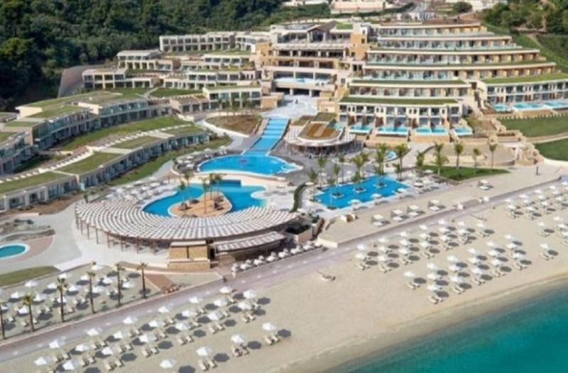 Το πιο μεγάλο και εξωφρενικά πολυτελές ξενοδοχείο στην Ελλάδα που κόστισε 120 εκατ. ευρώ!