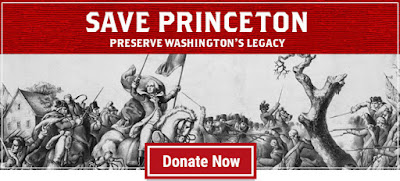 Update: Preserve Washington's Charge at Princeton